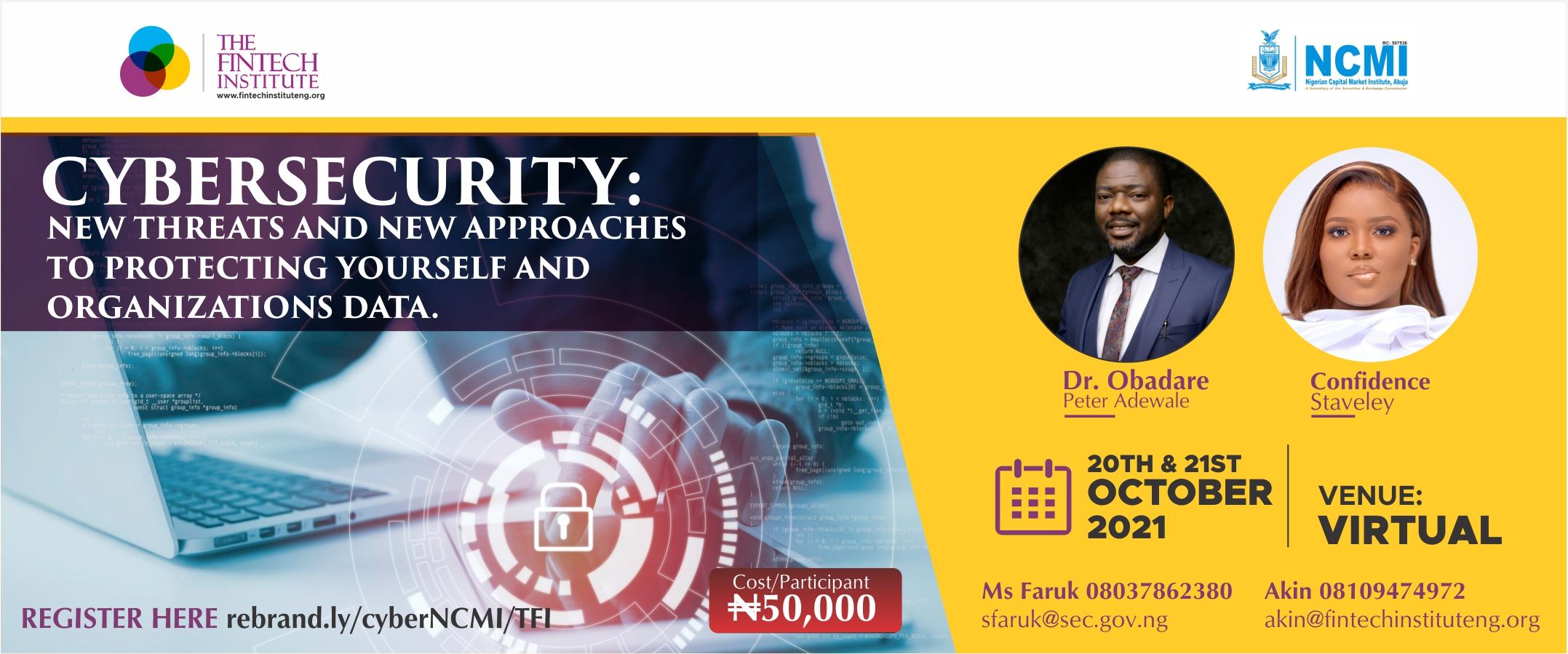 TFI-NCMI Cybersecurity